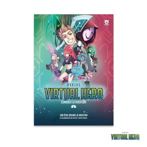 Poster Virtual Hero