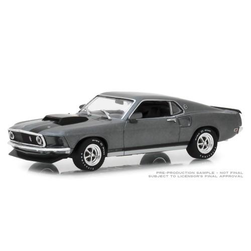 Vehículo 1969 Ford Mustang Boss 429 1:64