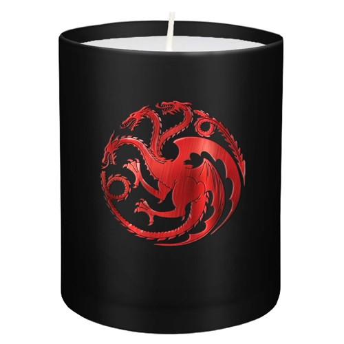 Vela Casa Targaryen 9cm