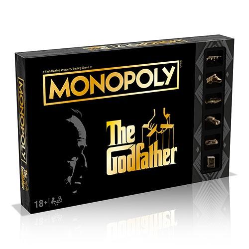 Juego De Mesa Monopoly El Padrino