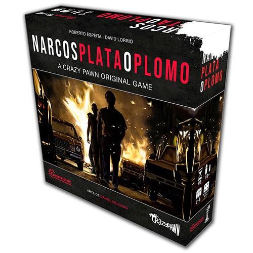 Juego De Mesa Narcos: Plata O Plomo