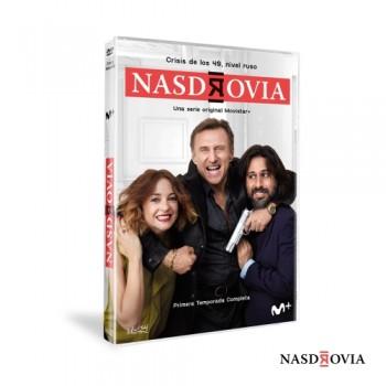 Dvd Temporada 1 Nasdrovia