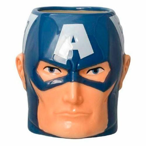 Taza Capitán América 500ml