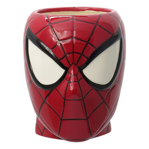 Taza Spider-man 3d 400ml