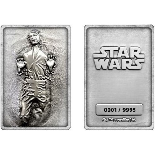 Coleccionable Han Solo 75 X 50 Mm