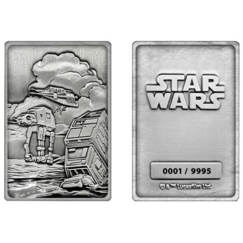 Coleccionable Hoth Planet 75 X 50 Mm