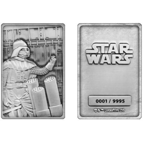 Coleccionable Darth Vader Bespin 75 X 50 Mm