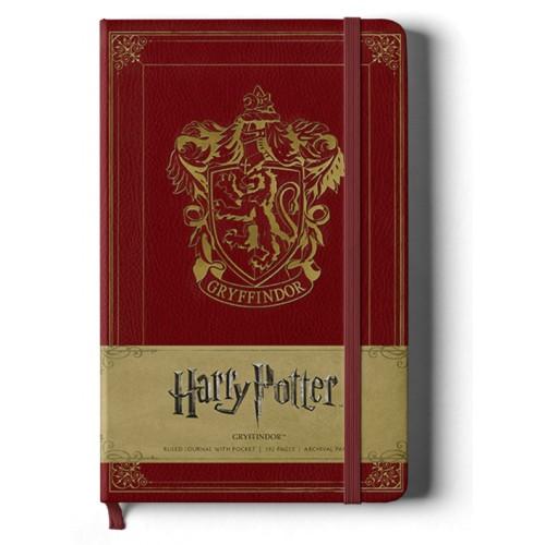 Cuaderno Casa Gryffindor 22cm