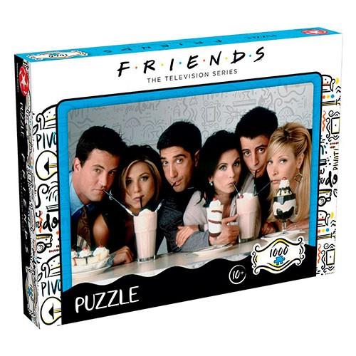 Puzle Friends Batido 1000 Piezas