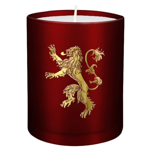 Vela Casa Lannister 9cm
