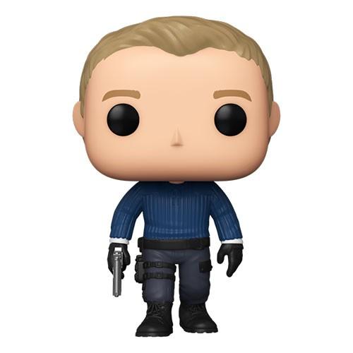 Figura James Bond Daniel Craig 9cm