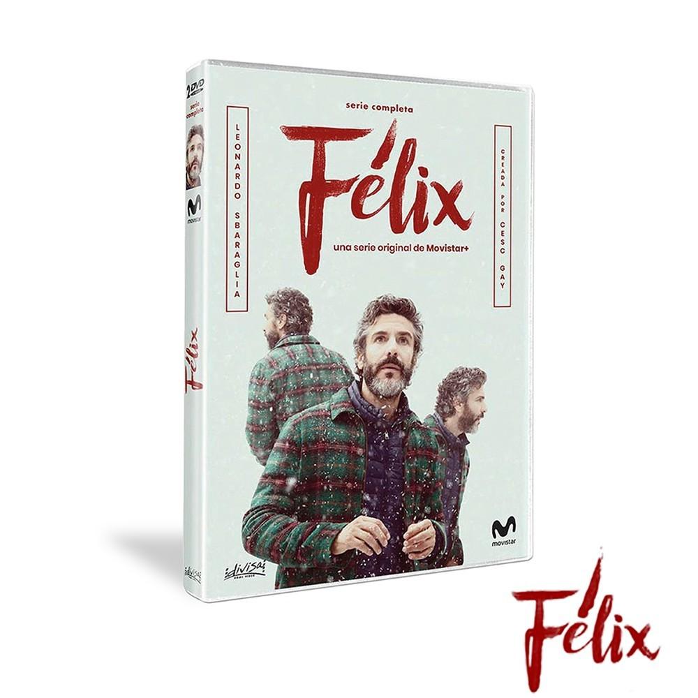 Dvd Serie Completa Félix