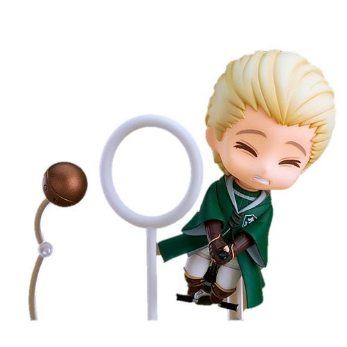 Figura Draco Malfoy Quidditch 10cm