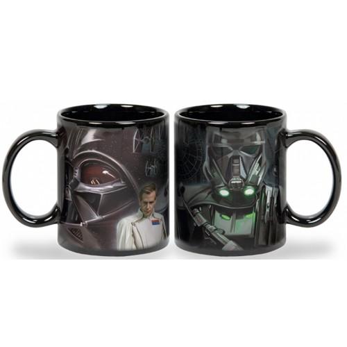 Taza Vader Y Stormtrooper