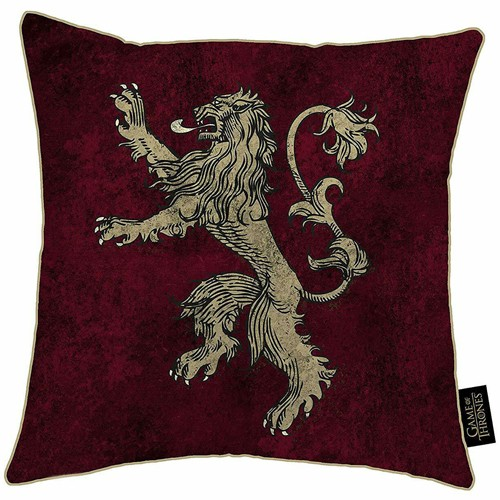 Cojín Casa Lannister 40x40