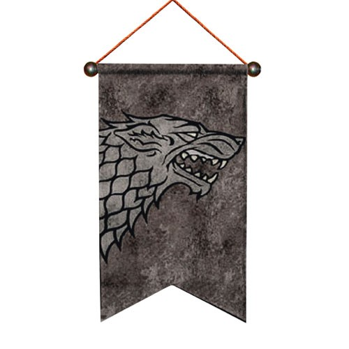 Estandarte De Pared Stark