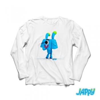 Camiseta Infantil Llamada