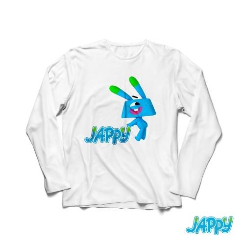 Camiseta Infantil Jappy Letras