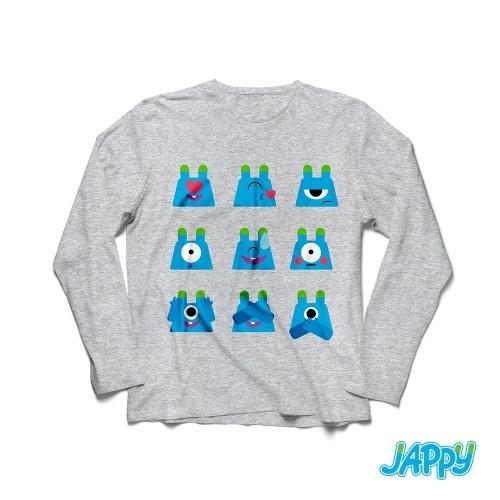 Camiseta Infantil Emojis