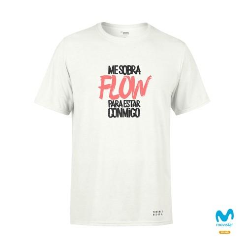 Camiseta Yogures De Coco Me Sobra Flow 1