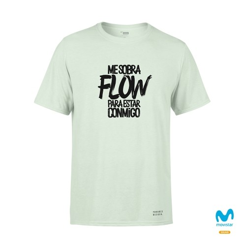 Camiseta Yogures De Coco Me Sobra Flow 2