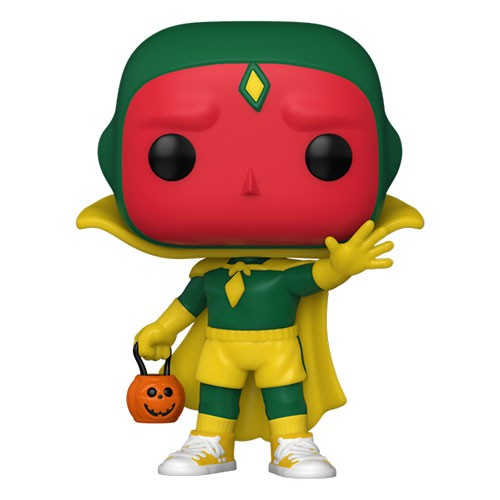 Figura Vision Disfraz Halloween 9cm