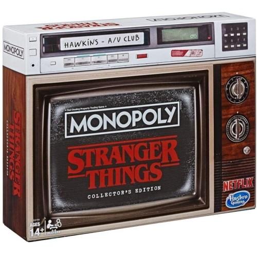 Juego De Mesa Monopoly Stranger Things Ed. Colec.