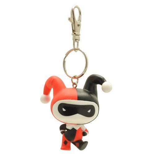 Llavero Chibi Harley Quinn 5 Cm