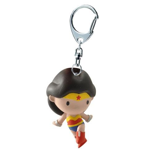 Llavero Chibi Wonder Woman 7 Cm