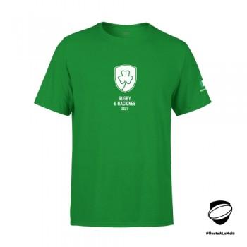 Camiseta 6 Naciones Irlanda