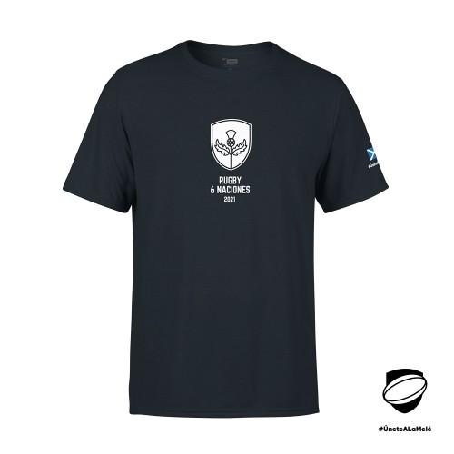 Camiseta 6 Naciones Escocia