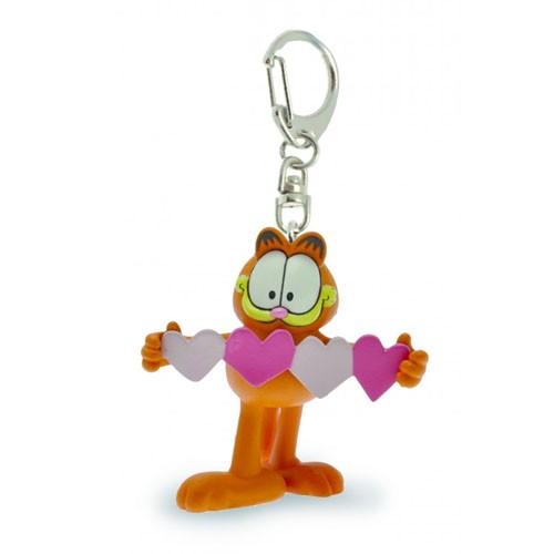 Llavero Garfield Corazon 4 Cm