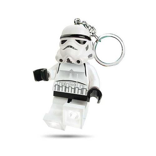 Llavero Lego Stormtrooper Con Led 6cm