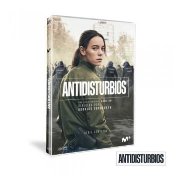 Dvd - T1 Antidisturbios