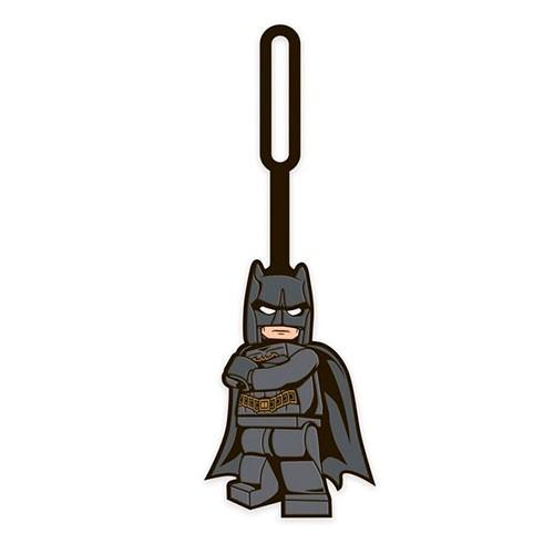Etiqueta Equipaje Batman 7cm
