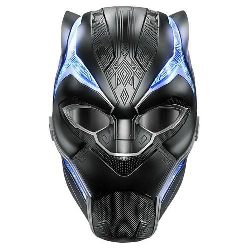 Casco Electrónico Black Panther