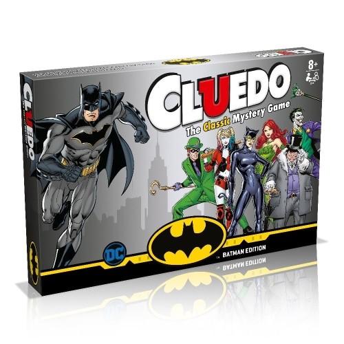 Juego De Mesa Cluedo Batman
