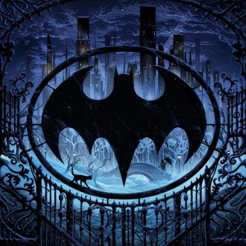 Disco Vinilo X2 Batman Vuelve