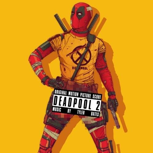 Disco Vinilo Deadpool 2