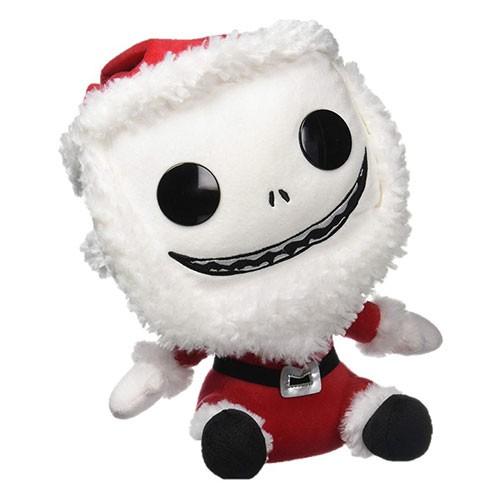 Pesadilla Antes De Navidad Peluche Jack Santa 30cm
