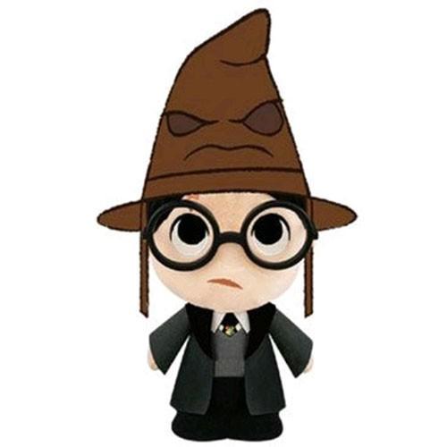 Peluche Harry Con Sombrero Seleccionador 18cm