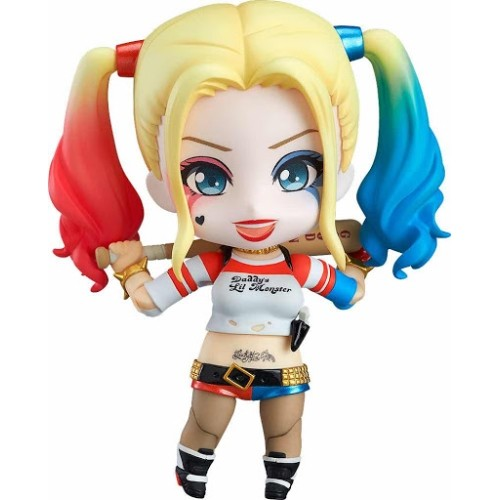 Figura Harley Quinn 10cm