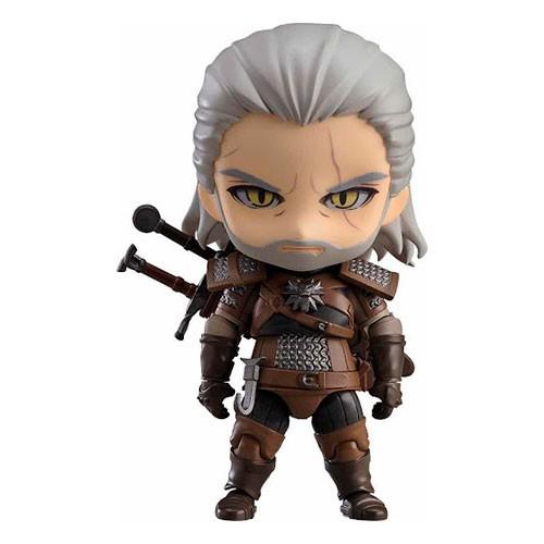 Figura Geralt De Rivia 10cm