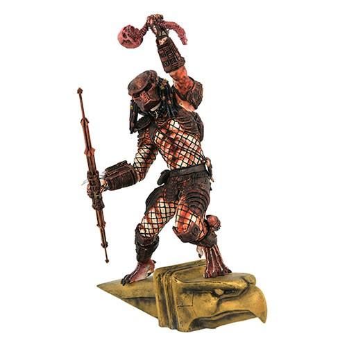 Estatua Predator Cazador 28cm