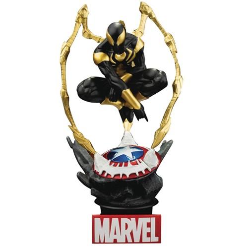 Estatua Iron Spider-man Version Comics 16cm