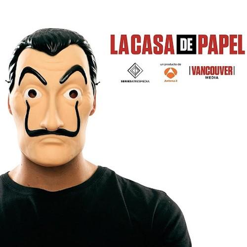 Mascara Cara Dalí