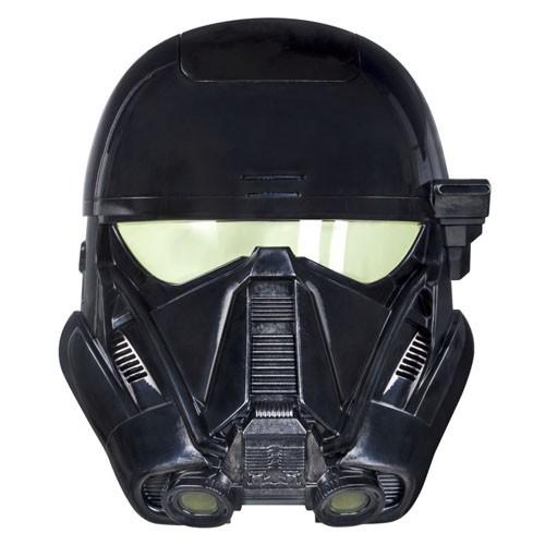 Mascara Electtrónica Shark Trooper 33 Cm