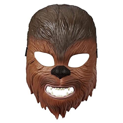 Máscara Chewbacca 22cm