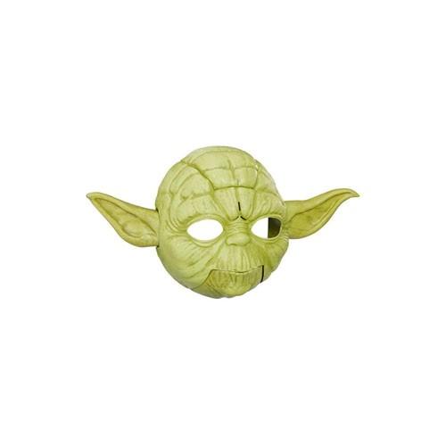 Máscara Electrónica Yoda