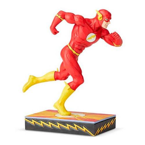 Estatua Flash Edad De Plata 18cm